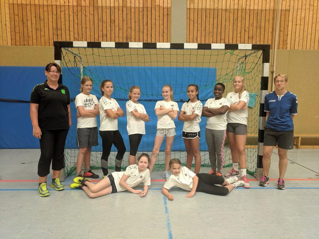 Weibliche D-Jugend gewinnt in Wilhelmsfeld