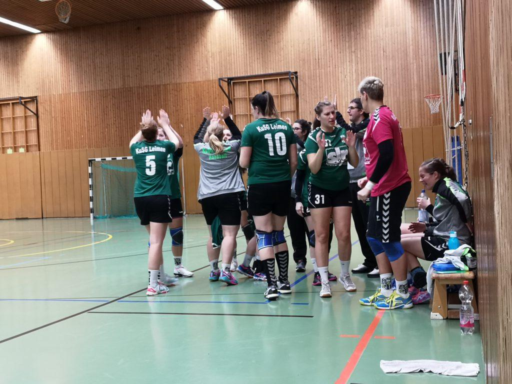 Damen retten einen Punkt in Mühlburg