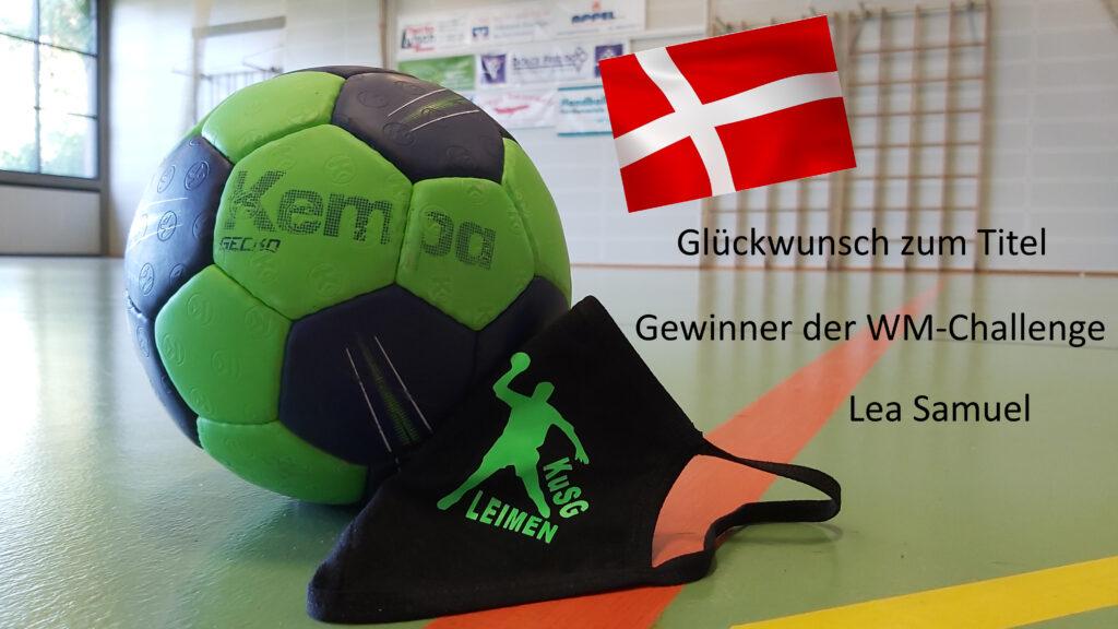 WM-Challenge Sieger